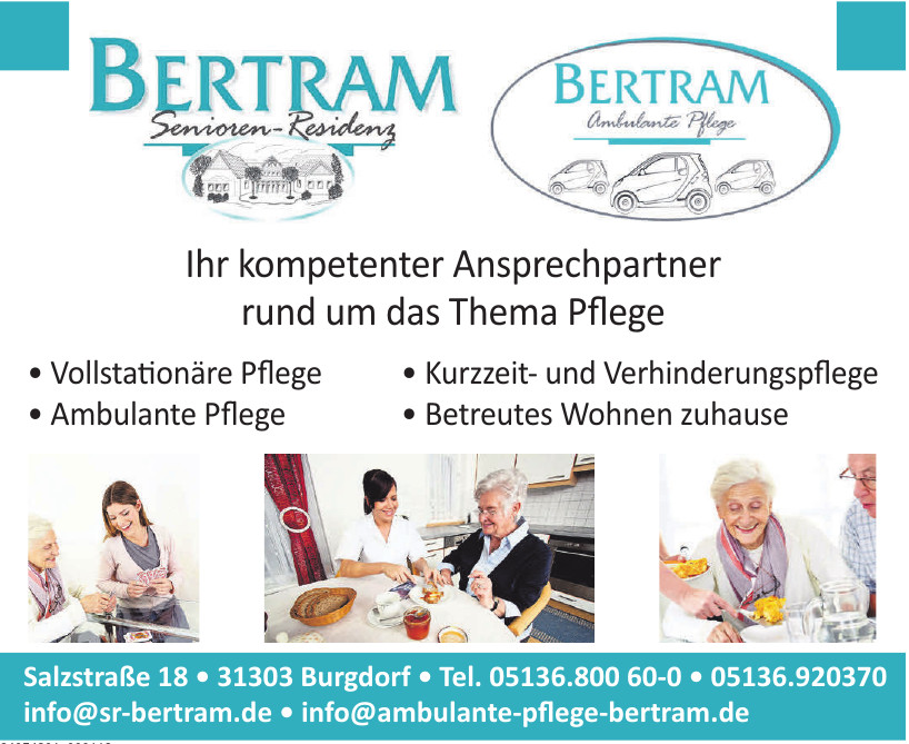 Bertram Senior-Residenz
