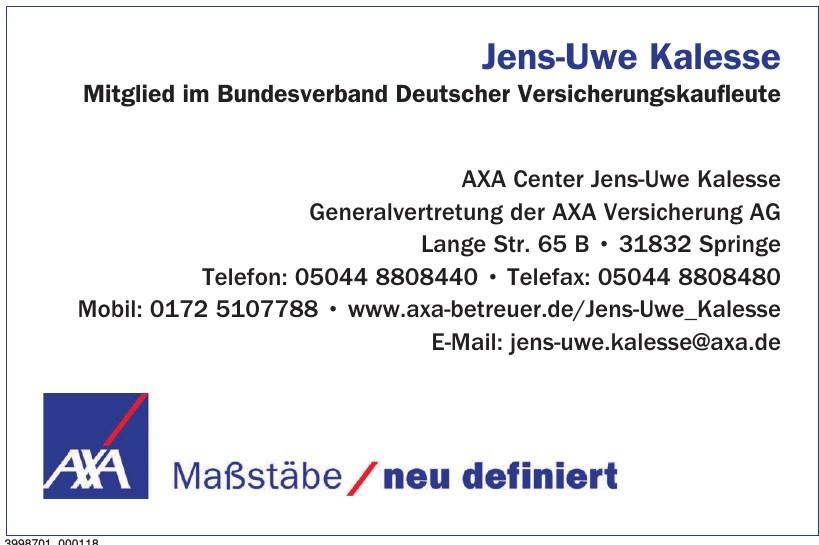 Generalvertretung der AXA Versicherung AG