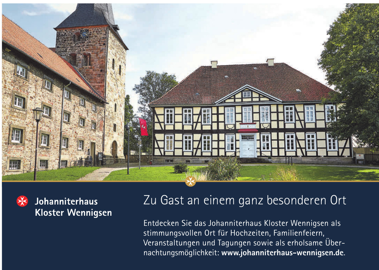 Johanniterhaus Kloster Wennigsen