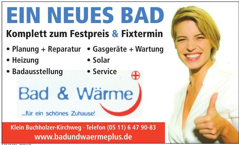 Bad & Wärme +