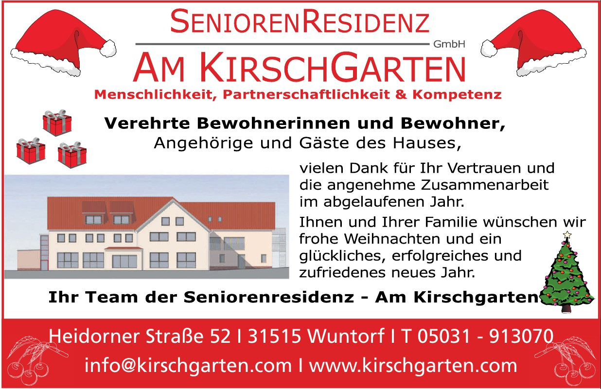 Senioren Residenz GmbH