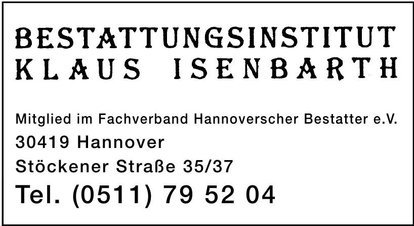 Bestattungsinstitut Klaus Isenbarth