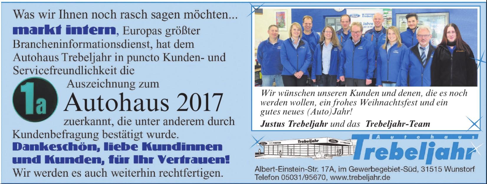 Autohaus Trebeljahr