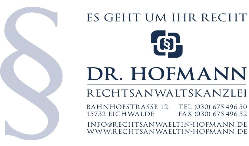 Dr. Hofmann Rechtsanwaltskanzlei