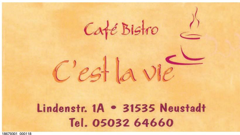 Café Bistro C´est la vie
