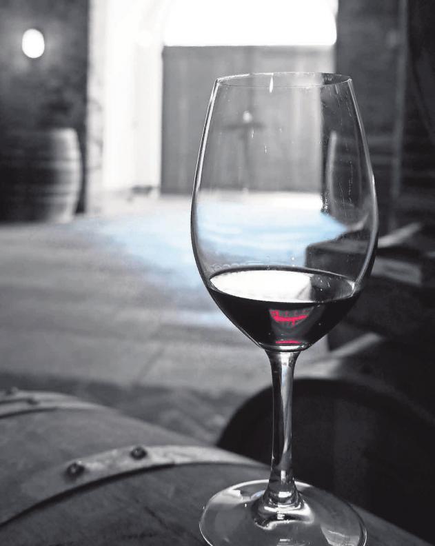 Weinprobe: Edle Tropfen in entspannter Atmosphäre genießen.