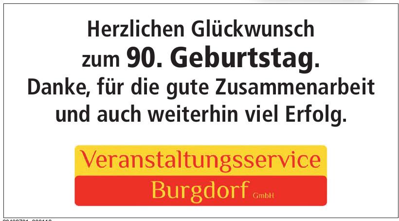 Veranstaltungsservice Burgdorf GmbH