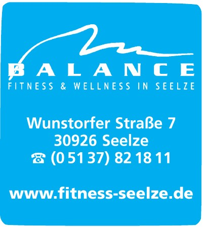 Balance Fitness & Wellnes in Seelze