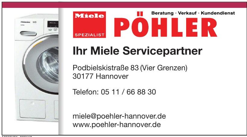 Pöhler Hannover