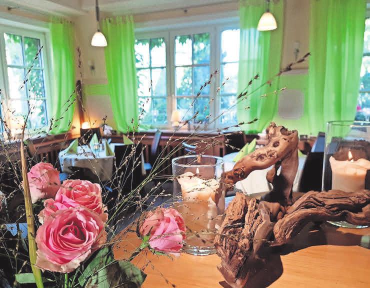 In Knop's Restaurant Zur Post kann man es sich zu Ostern gut gehen lassen.