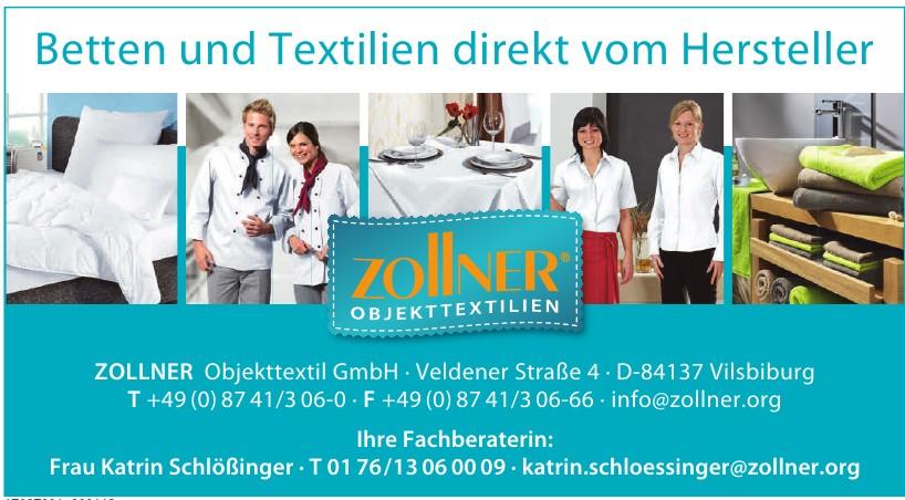 ZOLLNER Objekttextil GmbH