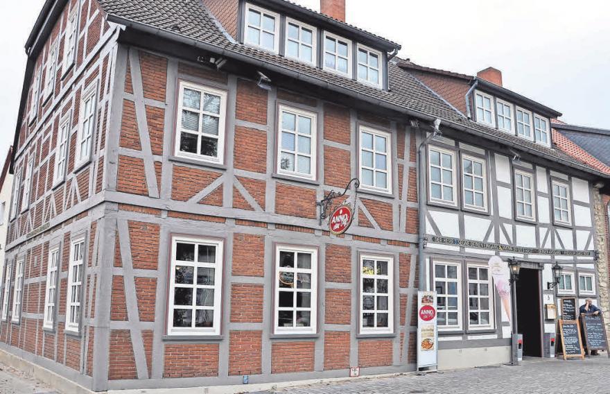 Das Café Anno am Marktplatz in Pattensen ist immer einen Besuch wert – nicht nur zu Ostern.