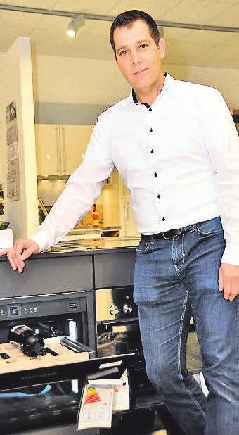 Andreas Rönsch führt in zweiter Generation den Familienbetrieb.