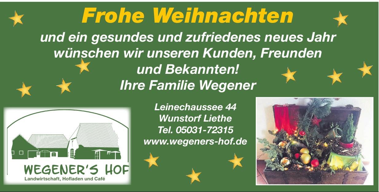 Wegeners Hof