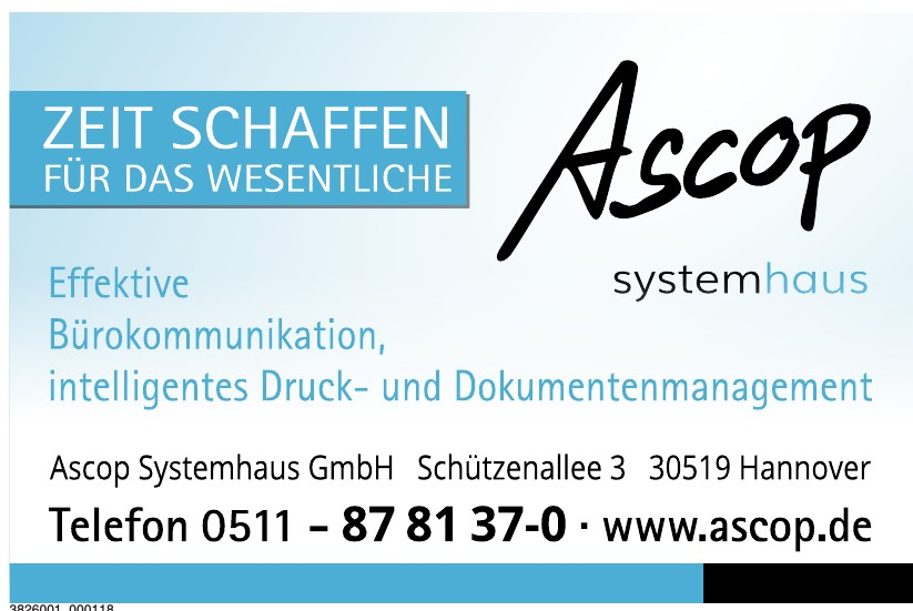 Ascop Systemhaus GmbH