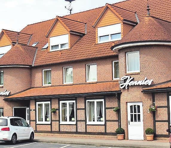 Im Hotel Hennies geht es um große Liebespaare der Geschichte.