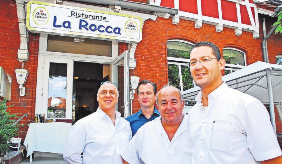 Das Team vom La Rocca bietet zu Ostern unter anderem verschiedene Lammgerichte.