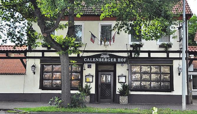 Im Calenberger Hof lässt es sich vorzüglich Speisen und Feiern.