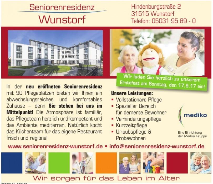 Seniorenresidenz Wunstorf