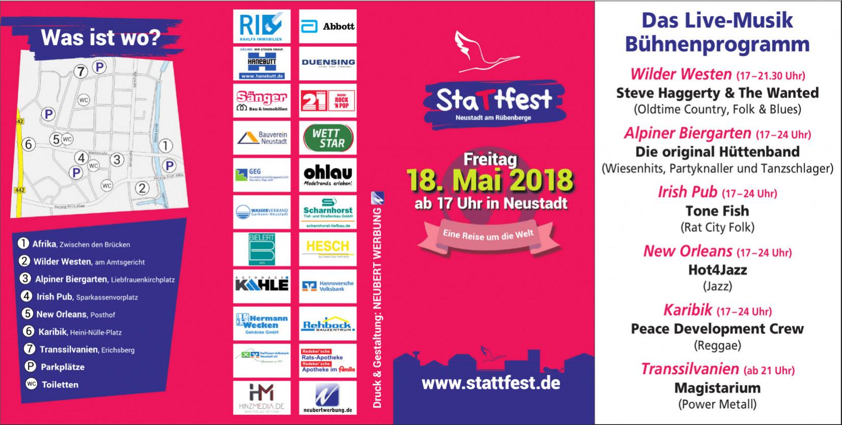 Stattfest