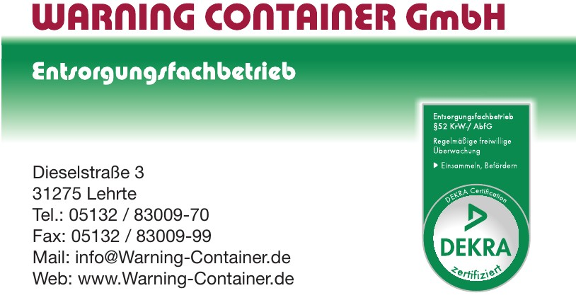 Warning Container GmbH