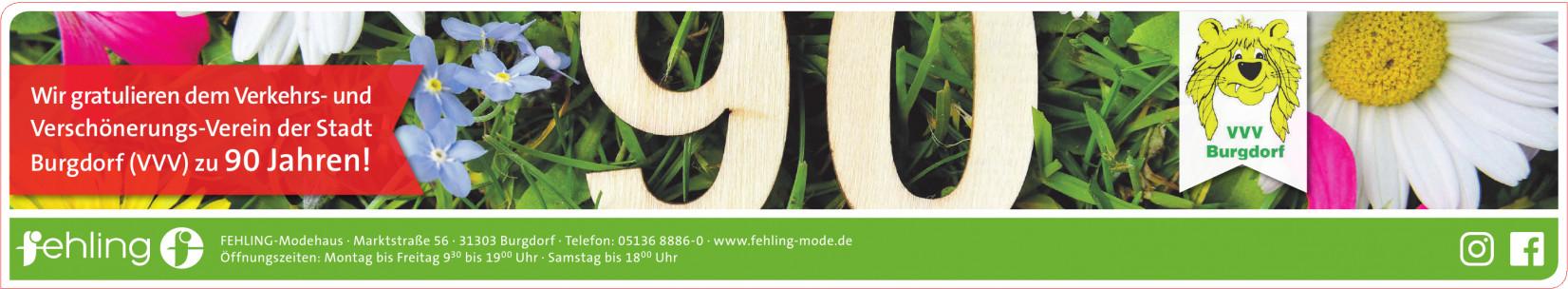 Fehling-Modehaus
