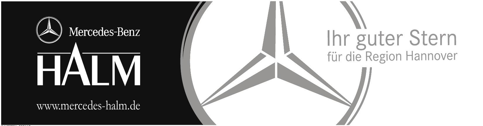 Mercedes-Benz Halm