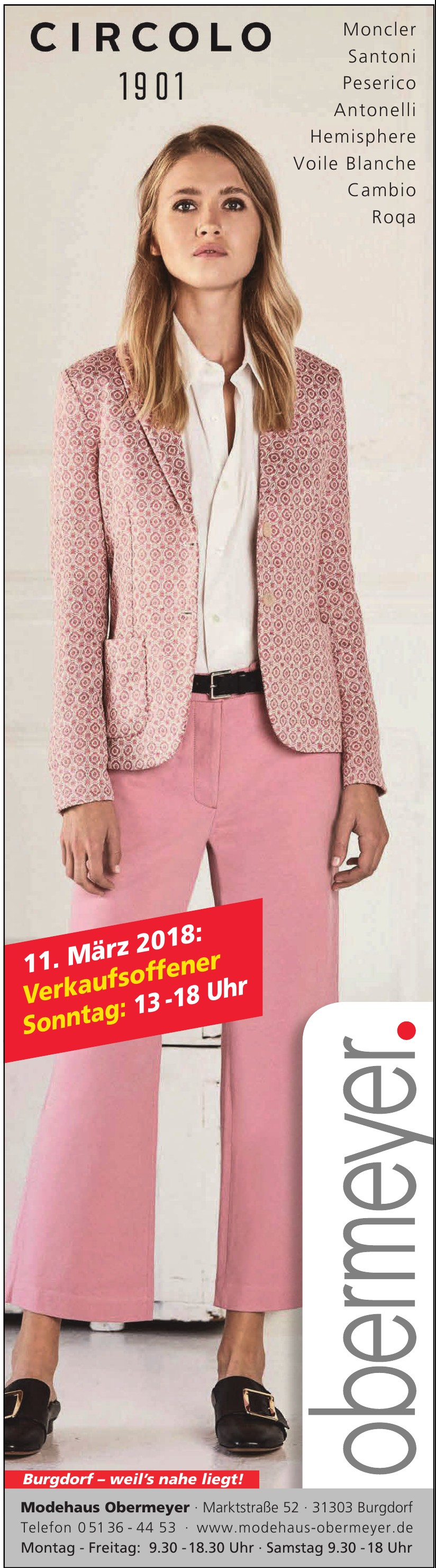 Modehaus Obermeyer