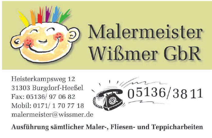 Malermeister Wißmer GbR