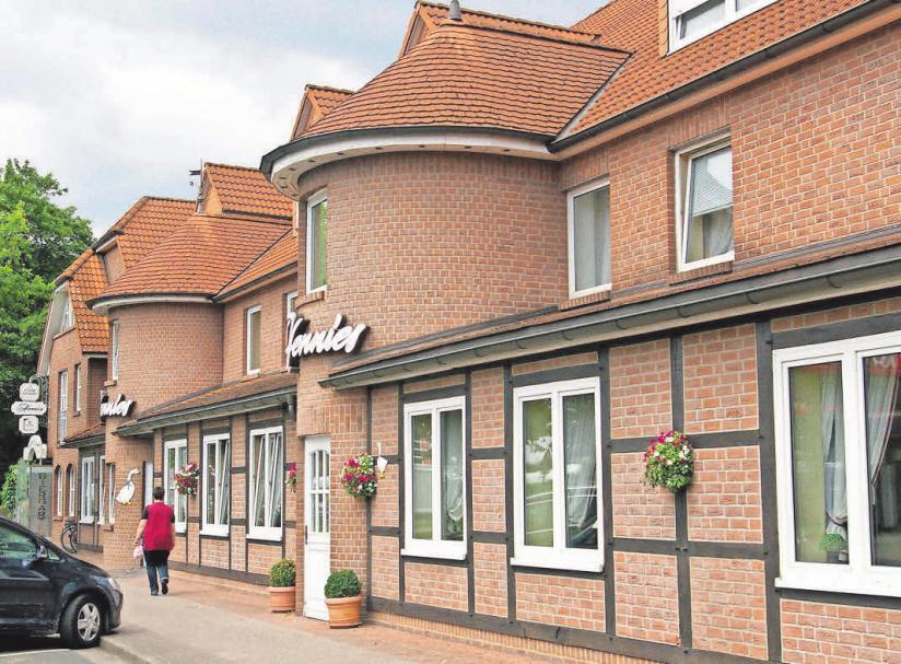 Das Hotel Hennies ist eine gute Adresse für gepflegte Küche.