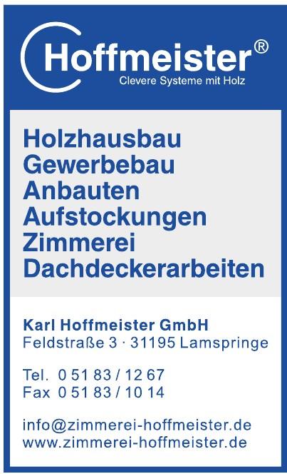Karl Hoffmeister GmbH