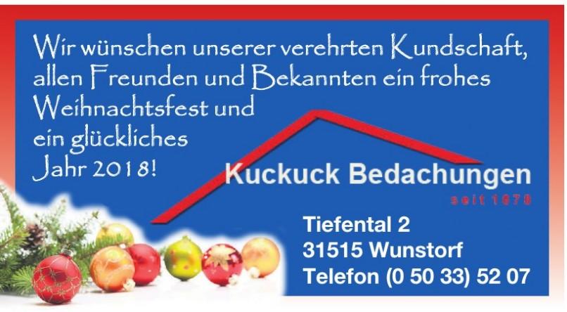 Kuckuck Bedachungen