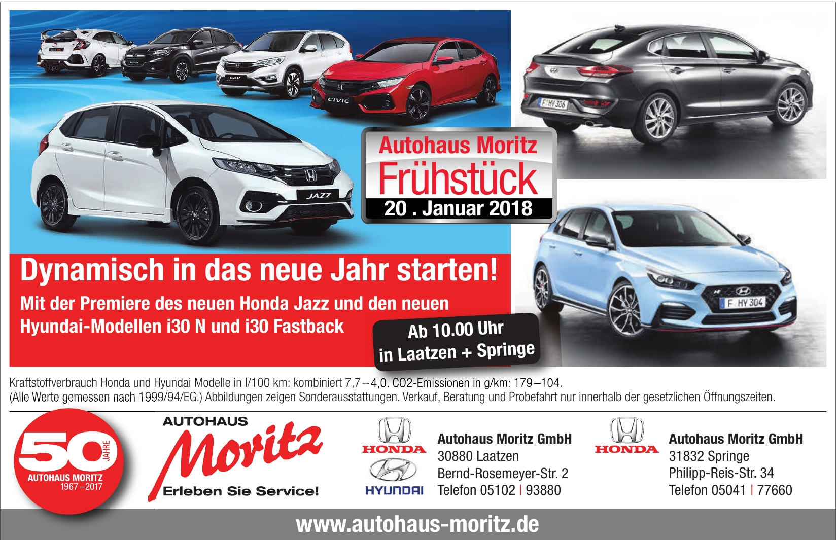 Autohaus Moritz GmbH