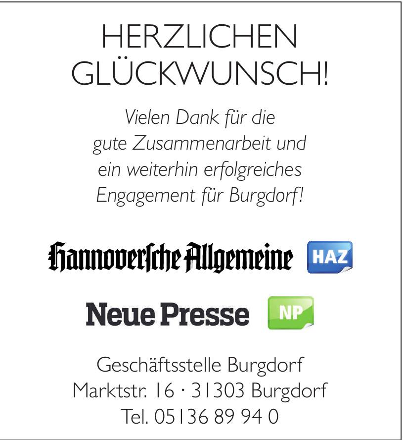 Hannoverlche Allgemeine Neue Presse