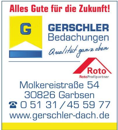 Gerschler Bedachungen