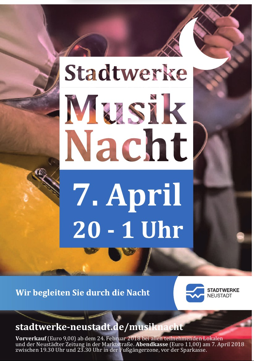 Stadtwerke Musik Nacht