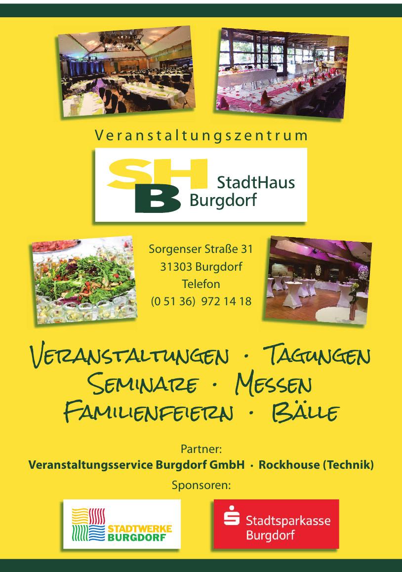 SBH Stadt HAus Burgdorf
