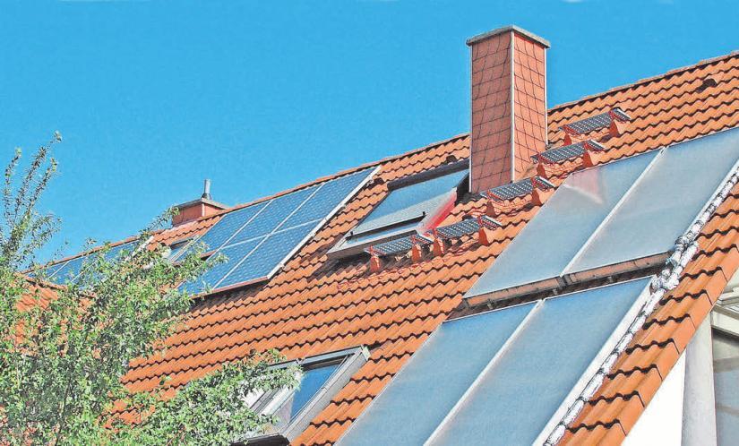 Solartechnik – die Energiequelle der Zukunft.