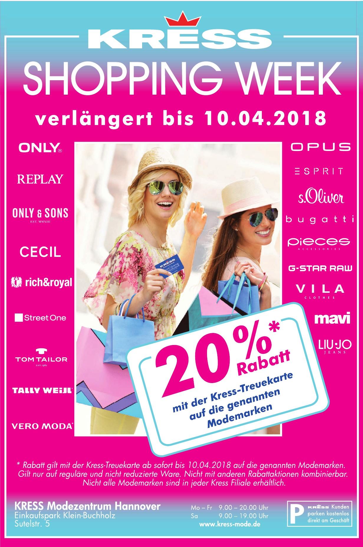 Kress Modezentrum Hannover