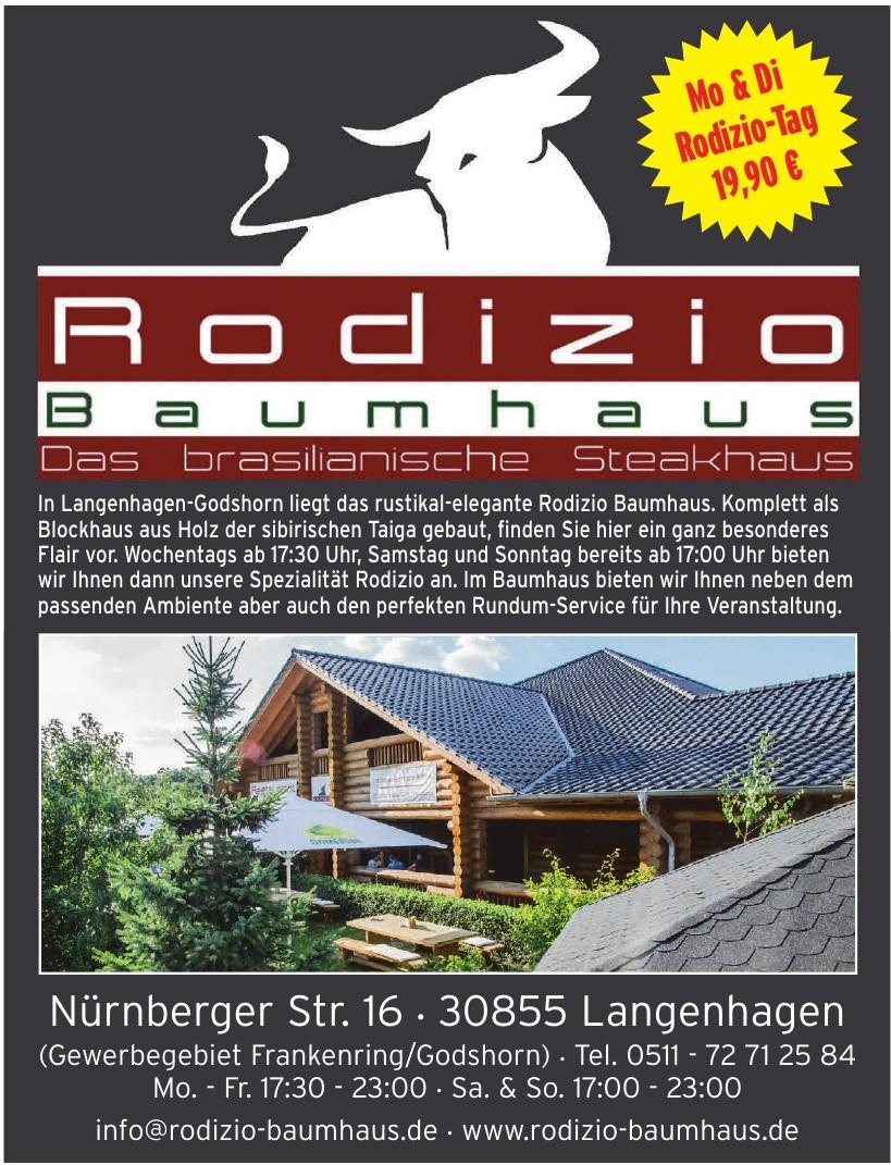 Rodizio Baumhaus