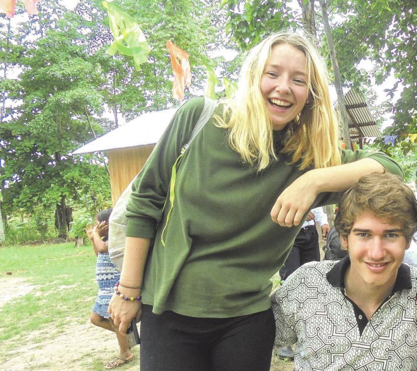 Frohes Fest, Inga und Hannes Werner