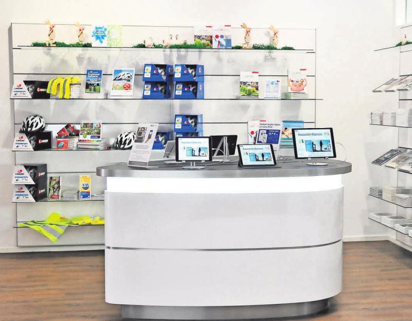Im Madsack Media Store können Kunden Startpakete der Mediengruppe Madsack mit Tablet-PC, Datenflatrate, Apps und E-Paper-Zugängen erhalten.