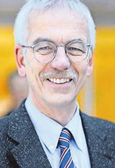 Dr. Rainer Stange, Internist. Foto: Rainer Stange