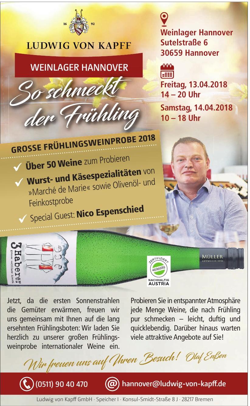 Weinlager Hannover