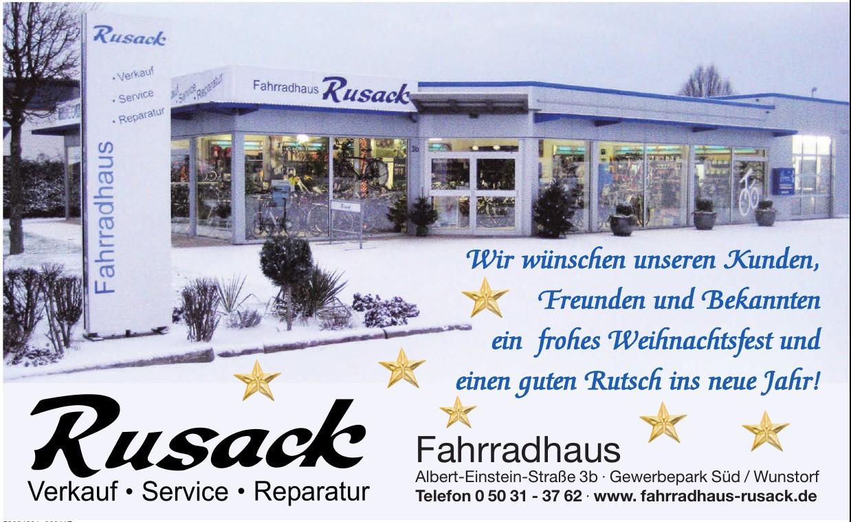 Fahrradhaus Rusack