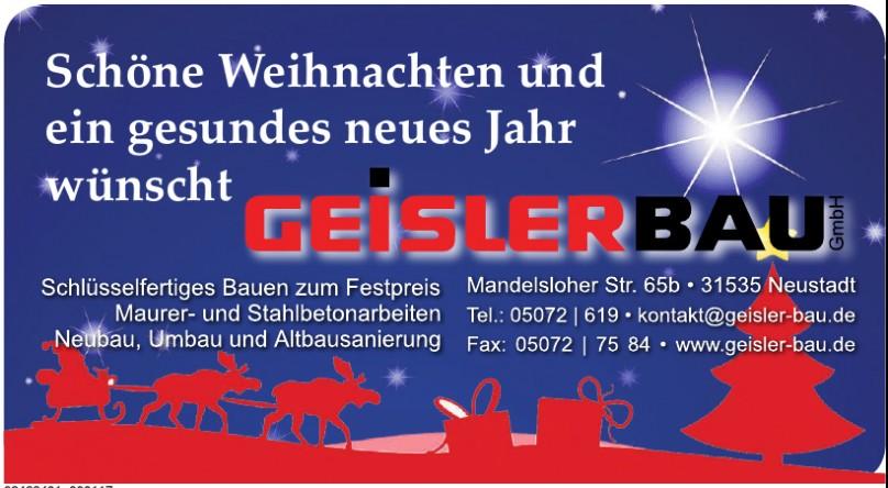 Geisler Bau GmbH