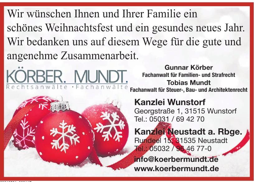 Körbermundt Kanzlei Wunstorf