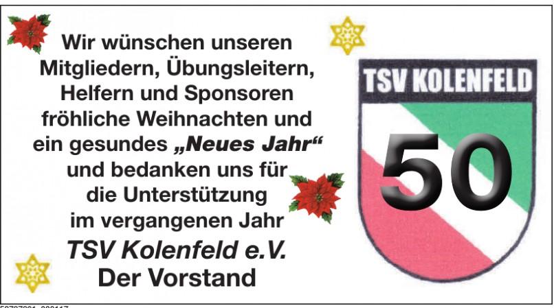 TSV Kolenfeld e.V.