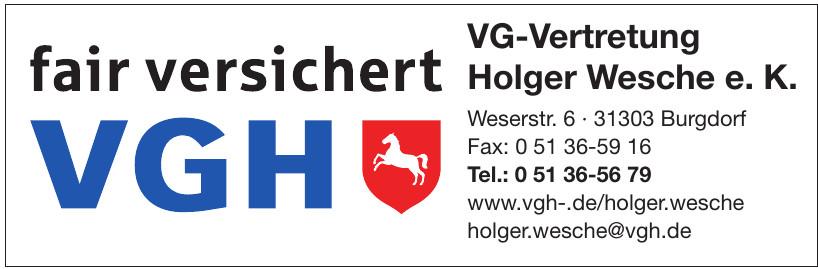 VG-Vertretung Holger Wesche e. K.