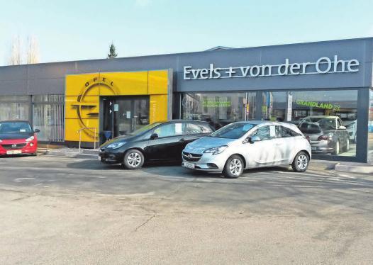 Einen Besuch wert: Das Autohaus Evels + von der Ohe.
